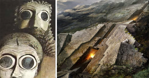 Researchers Discover a 200,000 Year-old Anunnaki City in