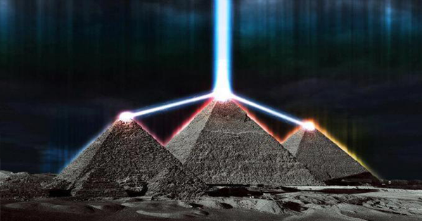 The Great Pyramid of Giza Was Used as a Power Plant - Alien Star
